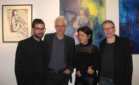 """Ausstellung """"Frauen - Porträts und Akte"""" in der Galerie 62"""