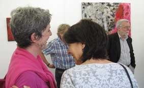 Ausstellung im Künstlerforum Remagen