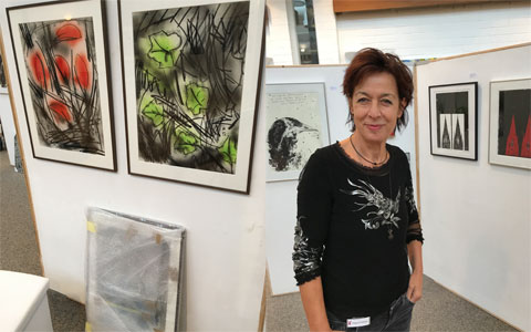 Irmgard Hofmann, Kunsttage Hennef